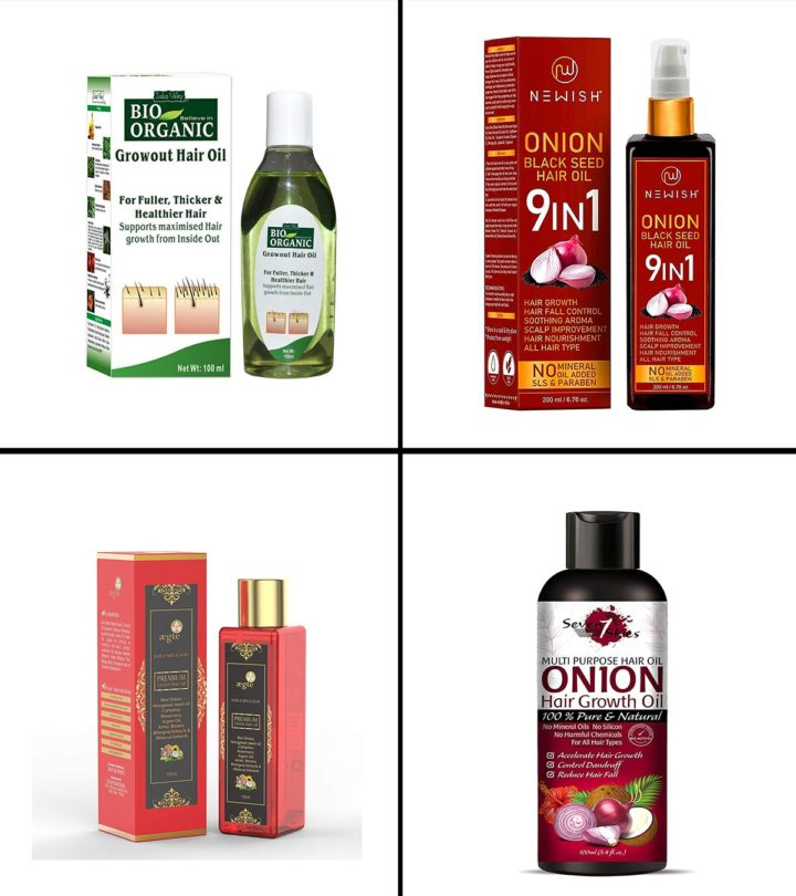 17 Best Hair Oils For Hair Growth And Thickness, In India In 2021