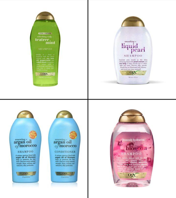 17 Best OGX Shampoos To Buy Online In 2021-1