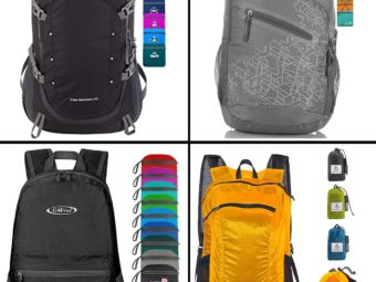 17 Best Packable Backpacks For Travellers In 2021