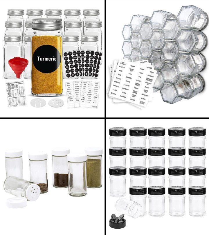 17 Best Spice Jars In 2021
