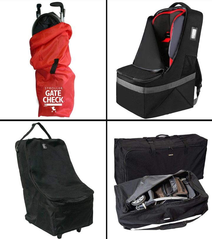 17 Best Stroller Bags For Air Travel in 2021