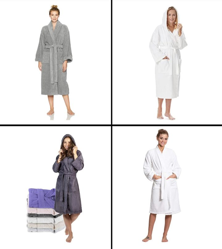 17 Best Terrycloth Robes In 2021