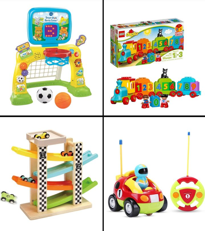 17 Best Toys For 18-Month-Old Boys Of 2021
