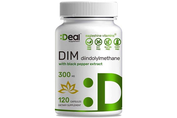 Eagleshine Vitamins DIM Supplement