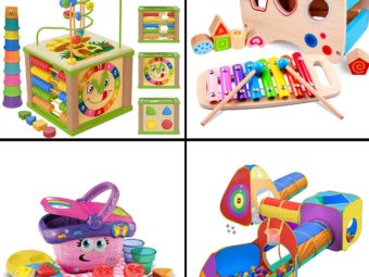 20 Best Birthday Gifts For A 1-Year-Old Baby Girl In 2021