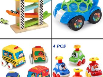 20 Best Toy Cars For one-Year-Olds In 2021