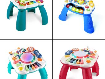 21 Best Activity Tables For Babies In 2021