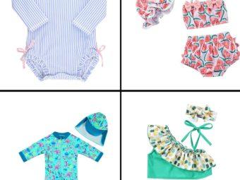 21 Best Baby Girl Swimwear Of 2021