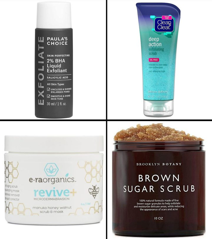 21 Best Exfoliators For Oily Skin In 2021