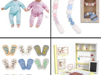 21 Best Gifts For Twin Babies To Buy In 2021