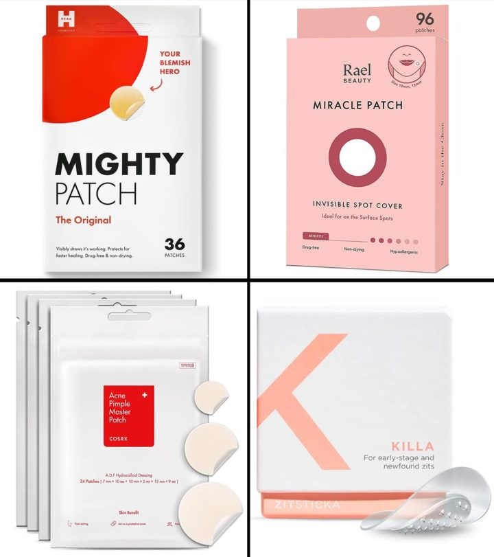 21 Best Pimple Patches To Clear Acne, In 2021