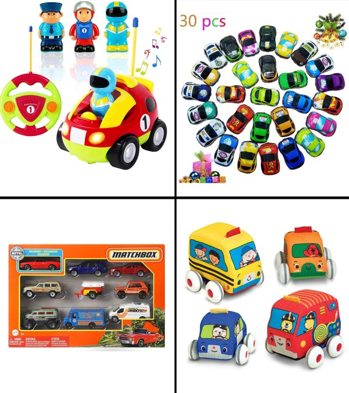 21 Best Toy Cars For Toddlers In 2021