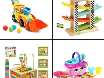 21 Best Toys For one-Year-Olds In 2021