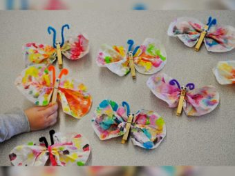 23 Beautiful And Unique Butterfly Crafts For Kids Of All Ages