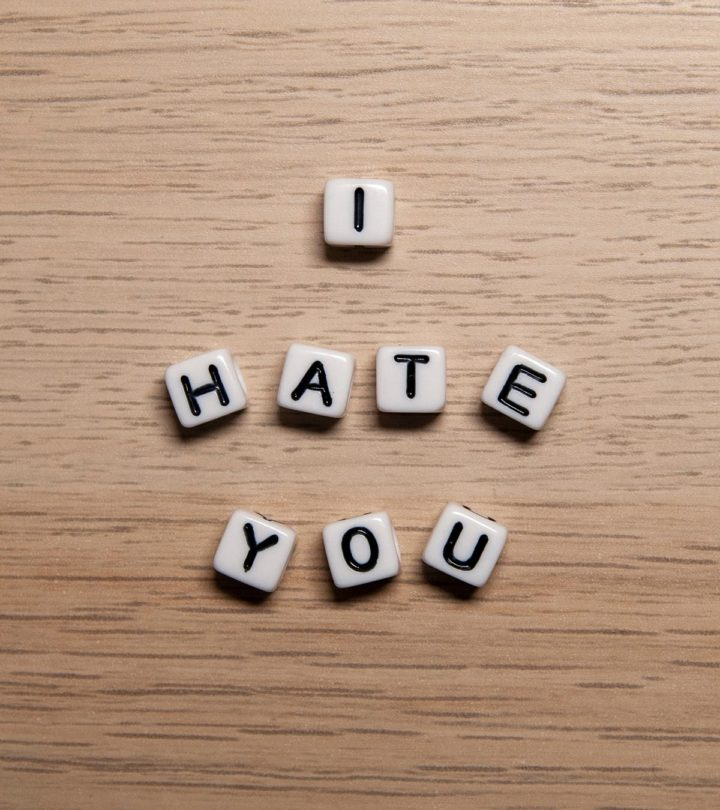 25 Best Poems About Hating Someone