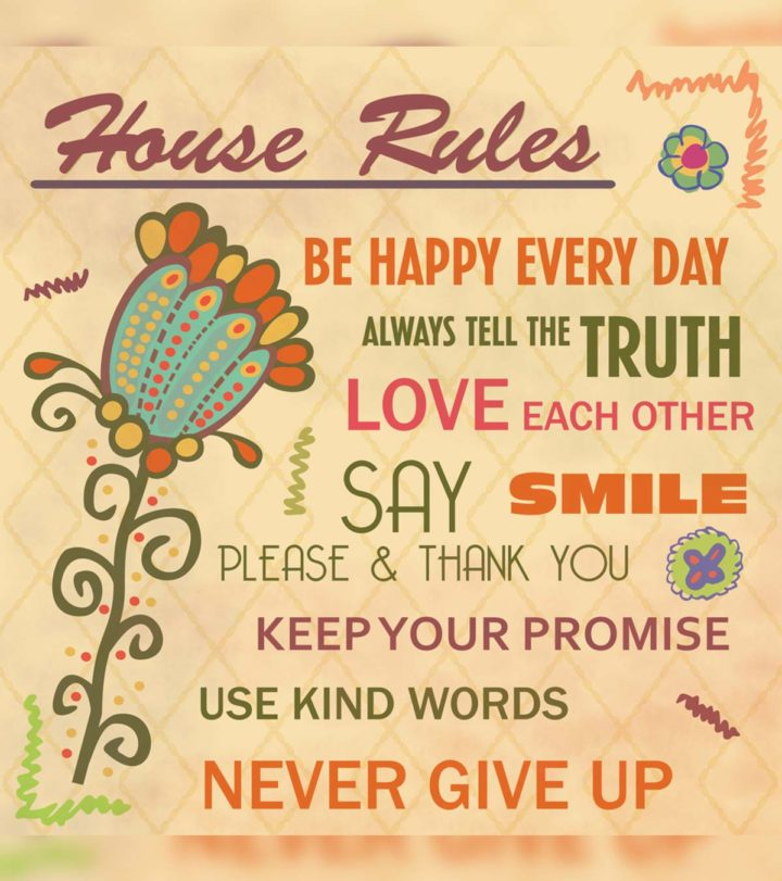 27 House Rules For Kids And Tips To Help Them Follow-1