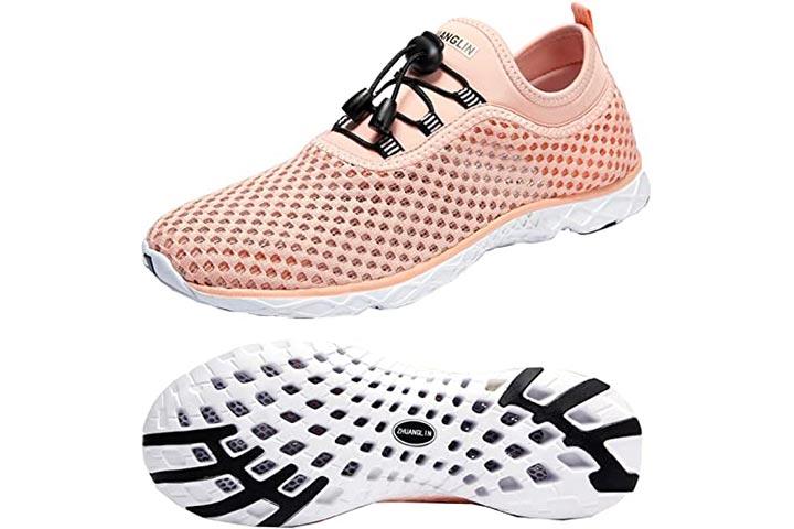 Zhuanglin Women's Quick Drying Water Shoes