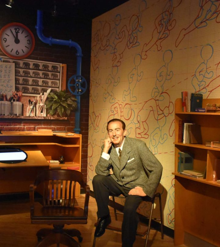 30 Interesting Walt Disney Facts And Biography For Children