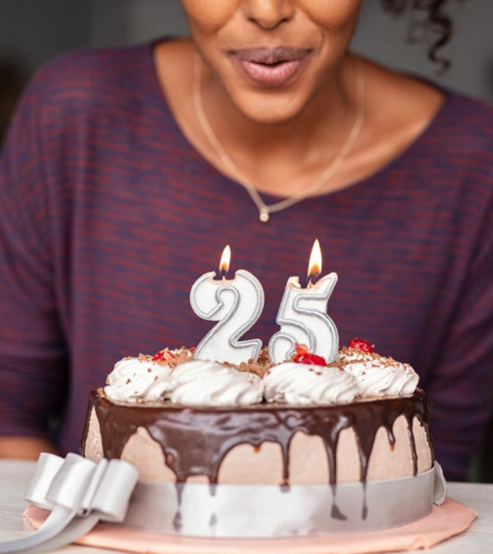 45 Memorable 25th Birthday Party Ideas, Themes And Decoration-1