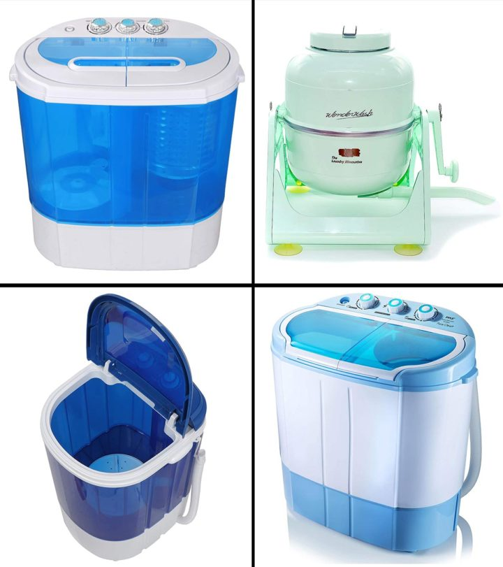 5 Best Washing Machines For Cloth Diapers in 2021