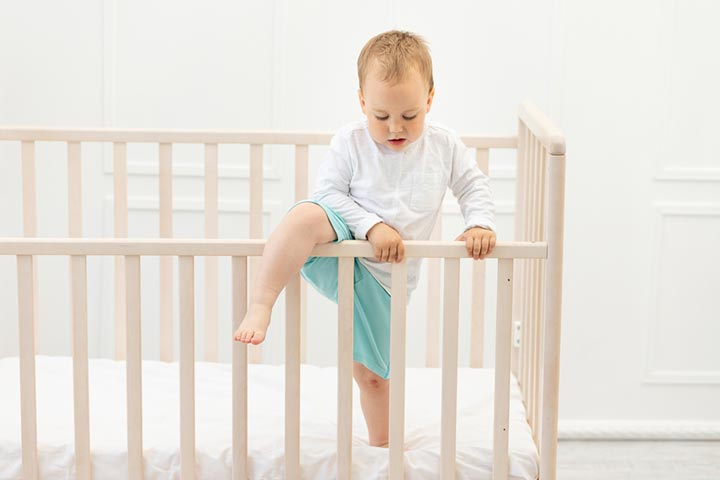 5 Tips To Keep A Toddler From Climbing Out Of Crib 1