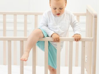 5 Tips To Keep A Toddler From Climbing Out Of Crib