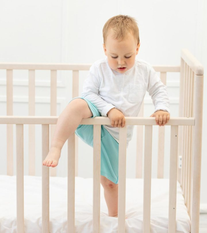 5 Tips To Keep A Toddler From Climbing Out Of Crib-1