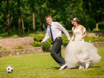 55 Best Wedding Games For Your Reception