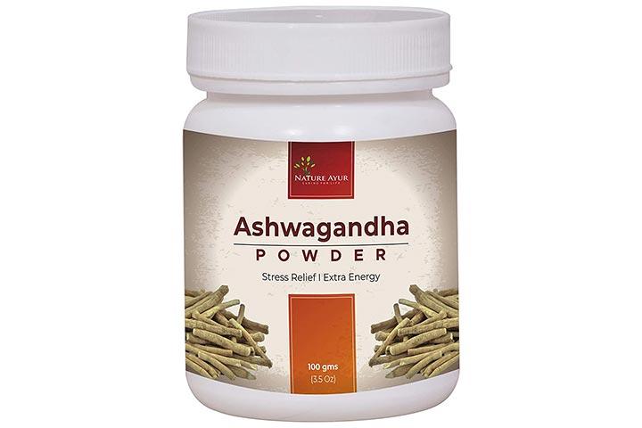 Sri Nature Ayur Ashwagandha Powder