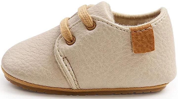 Enteer Infant Boys High-top Sneaker - N-Beige