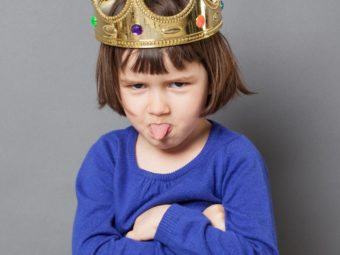 7 Signs Of A Spoiled Kid And How To Deal With Them