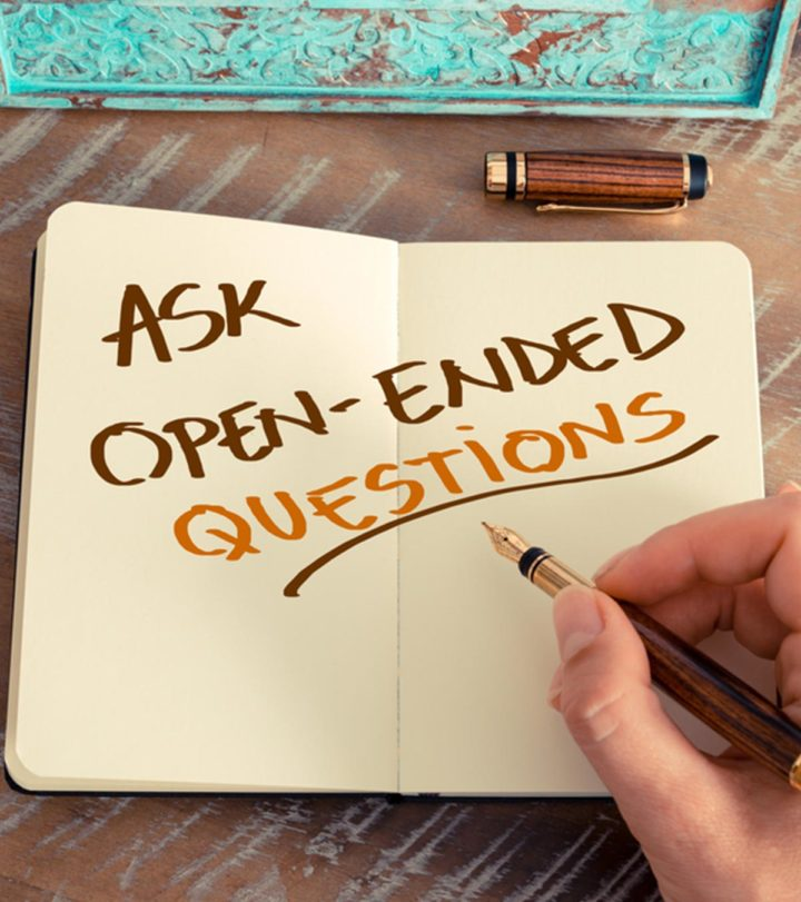 70+ Interesting Open-Ended Questions For Kids