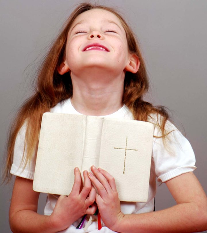 74 Encouraging, Short And Inspirational Bible Verses For Children-1