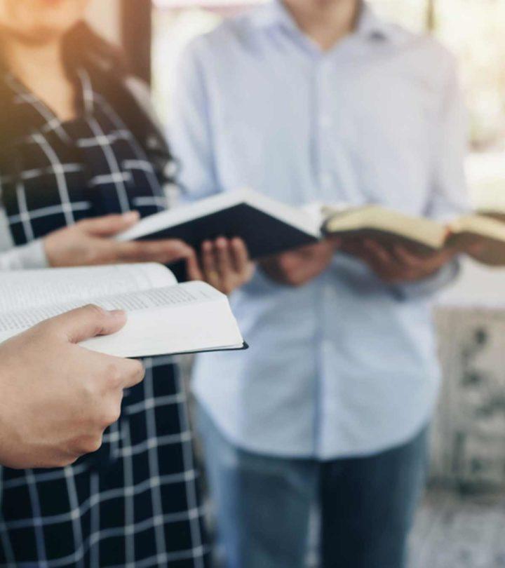 75 Bible Verses About Friendship