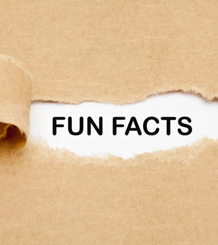75 Fun And Interesting Facts About Yourself