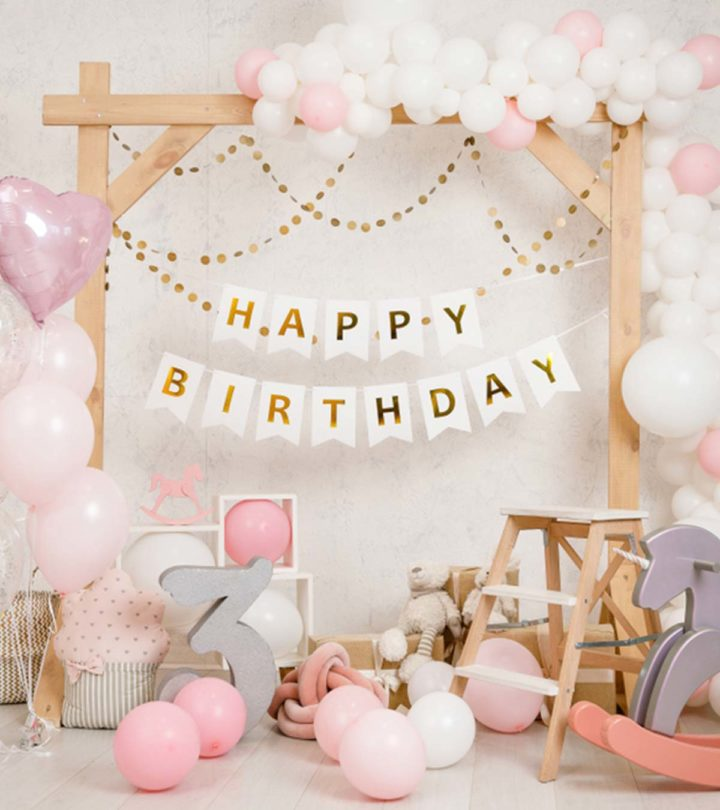 75 Happy Third Birthday Wishes And Messages