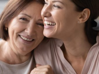 75 Sweet & Nice Things To Say To Your Mom To Make Her Smile