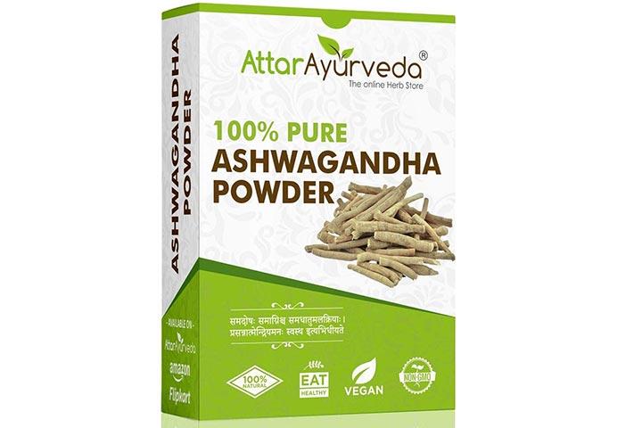 Attar Ayurveda Ashwagandha Powder