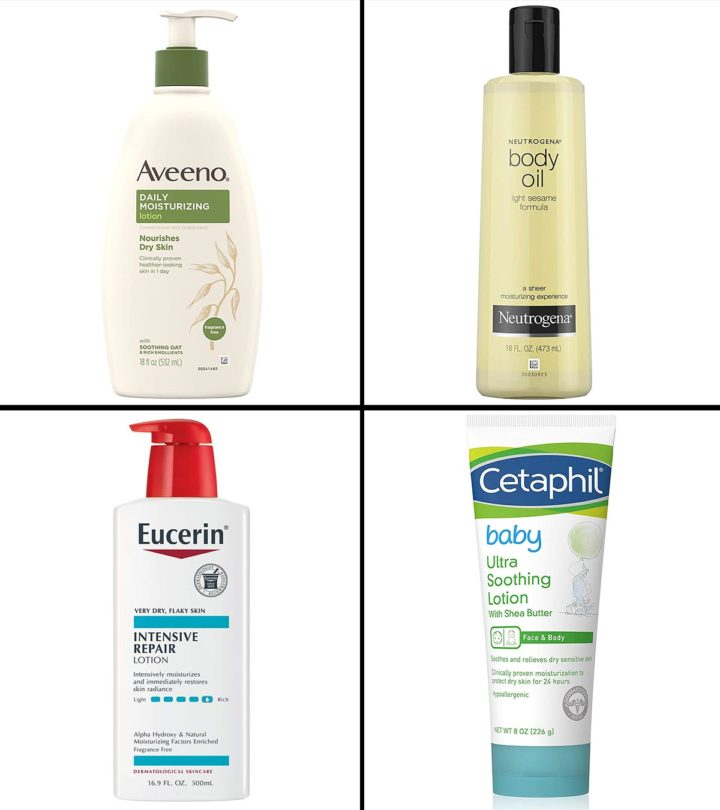 9 Best Lotions For Baby's Dry Skin In 2021
