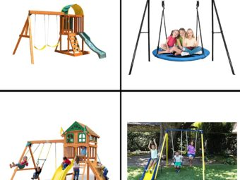 9 Best Swing Sets For Small Yards In 2021