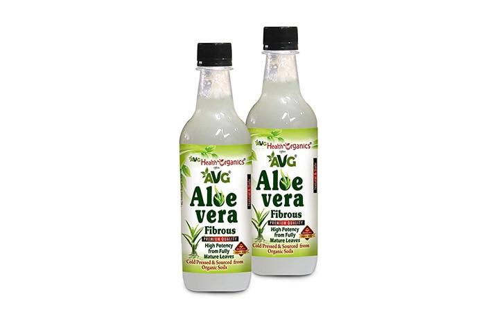 AVG Health Organics Aloe Vera Juice
