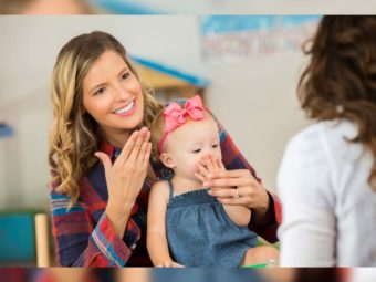 Baby Sign Language: Benefits, Signs To Teach And Tips