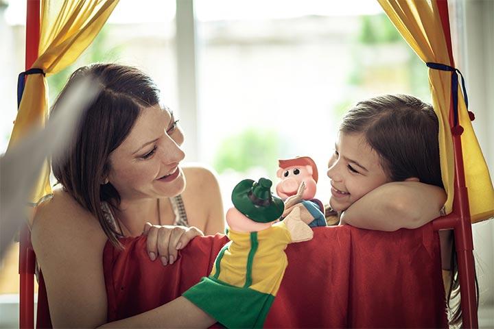 Be a ventriloquist