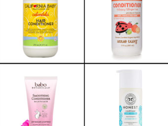 11 Best Baby Hair Conditioners In 2021