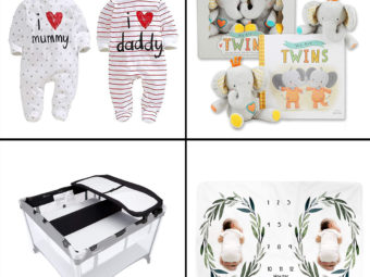11 Best Baby Shower Gifts For Twins In 2021