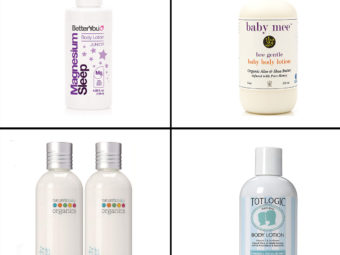 11 Best Body Lotion For Kids In 2021