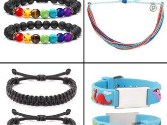 11 Best Bracelets For Boys In 2021