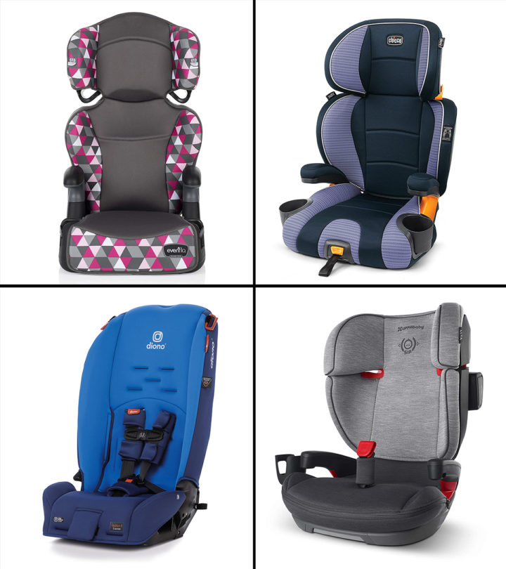Best Car Seats For 6-Year-Olds