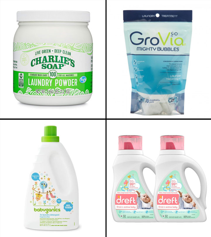 Best Detergents For Cloth Diapers