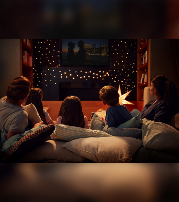Best Movie Night Ideas For Family